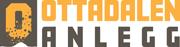 Ottadalen Anlegg AS Logo